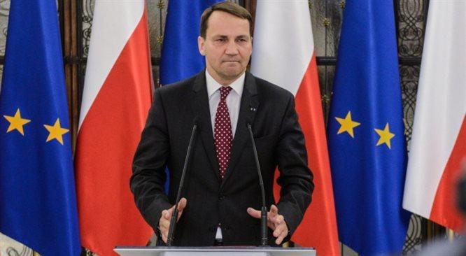 Radosław Sikorski o wywiadzie dla Politico: zdarza się człowiekowi zagalopować