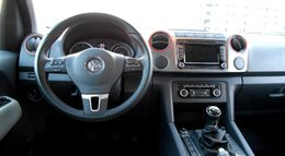 Volkswagen Amarok - test samochodu