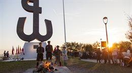 Obchody 70 rocznicy upadku Powstania Warszawskiego