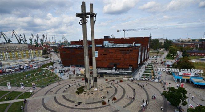 Gdańsk: uroczystości z okazji 34. rocznicy podpisania Porozumień Sierpniowych