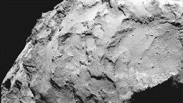 Kometa z naprawdę bliska. Zobacz, gdzie wyląduje próbnik