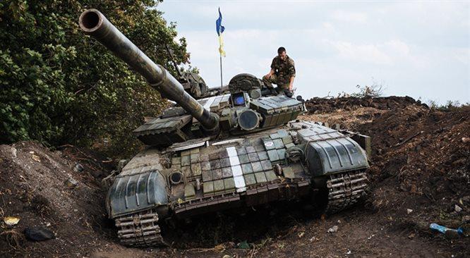 Rosja zajęła Nowoazowsk