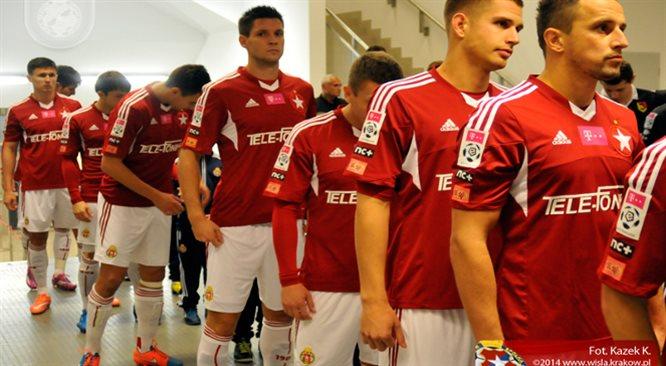 Ekstraklasa: Wisła Kraków - Podbeskidzie Bielsko-Biała. Szalony mecz w Krakowie, Wisła liderem [NA ŻYWO]
