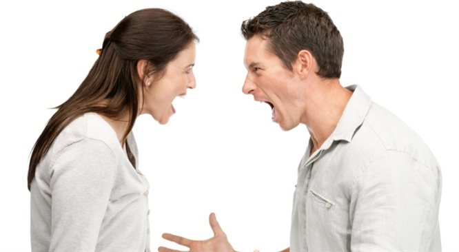 Kłótnie w związku są dobre tylko do czasu
