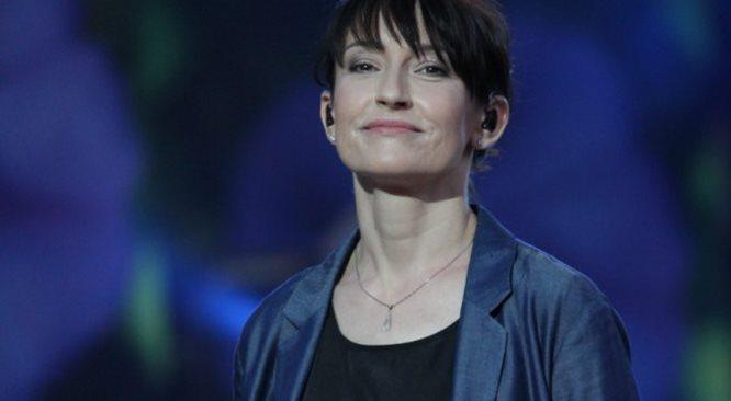 Katarzyna Groniec i śpiewne piosenki Agnieszki Osieckiej