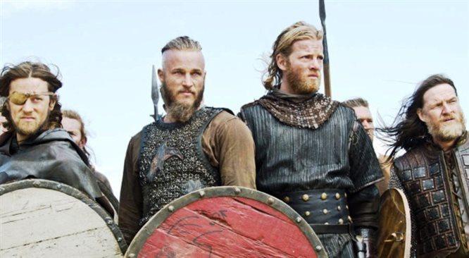 Wikingowie obudzili i postawili na nogi Europę