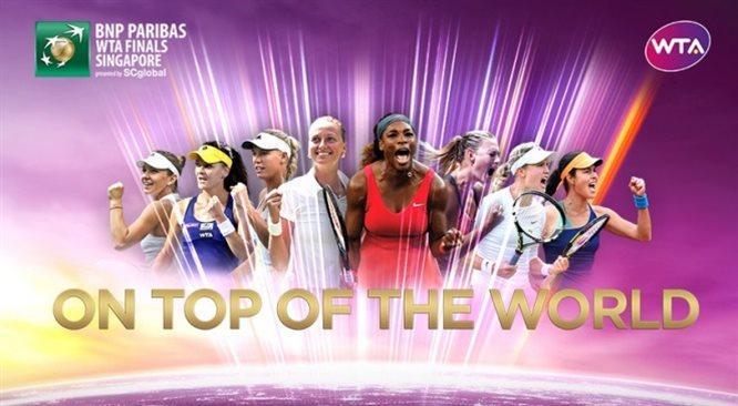 WTA Finals: oby w Singapurze nie zagrała statystyczna Agnieszka Radwańska