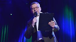 Artur Andrus - od dziennikarza do piosenkarza