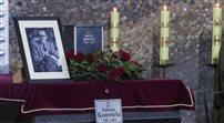 Ostatnie pożegnanie Tadeusza Konwickiego