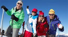 Sprzęt narciarski kupuj bez pośpiechu