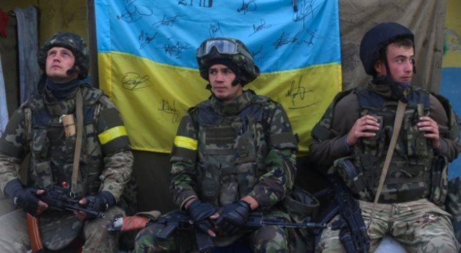 Mariupol boi się separatystów. Trwa ostrzał. Miasto będzie ukraińskie