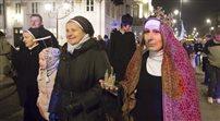 Marsz Wszystkich Świętych - Holy wins w Warszawie