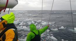 Selma płynie na podbój Antarktydy