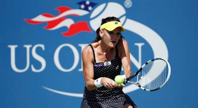Agnieszka Radwańska po porażce w US Open: hamuje mnie jakaś tajemnicza siła