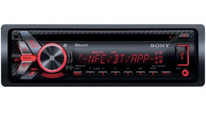 SONY MEX-N6000BD