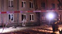 Wybuch butli z gazem w Łodzi. Dwie osoby ranne