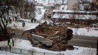 Dlaczego powstała wielka wyrwa w Ostrowcu?