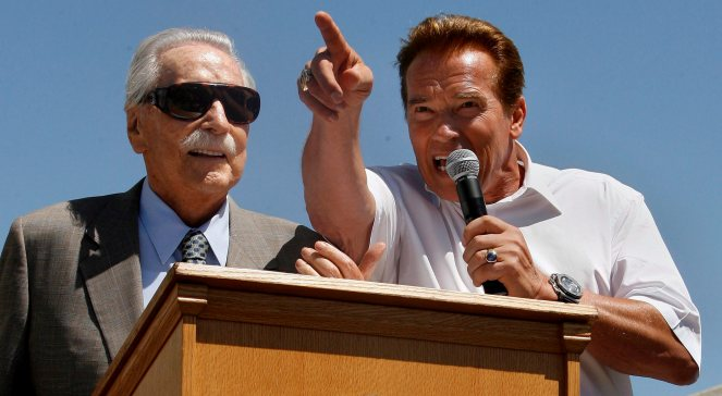 Zmarł Joe Weider, nauczyciel Schwarzeneggera