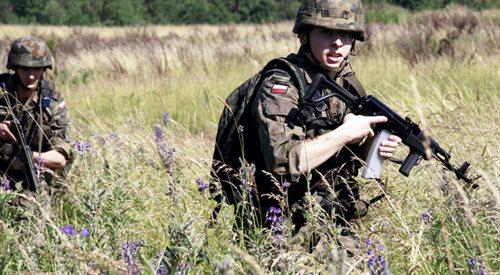 Wojskowe przeszkolenia dla cywilów