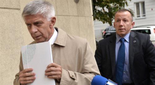 Belka przesłuchany w prokuraturze. Zeznawał ws. rozmowy z Sienkiewiczem