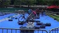 Nie żyje uczestnik triathlonu w Pile. Są wyniki sekcji zwłok