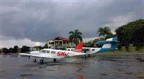 Dominikana: siedem ofiar katastrofy awionetki na polu golfowym