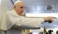 Papież Franciszek wrócił z pielgrzymki do Korei Południowej