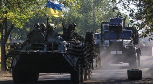 Plan pokojowy dla Ukrainy działa?