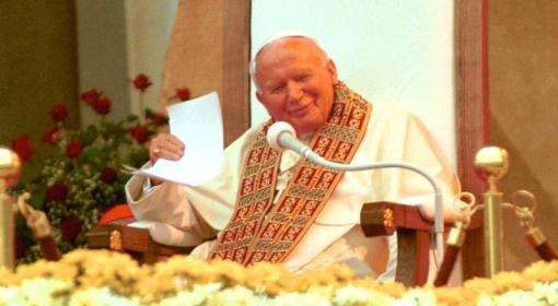 Papież Jan Paweł II w Wadowicach, 16.06.1999