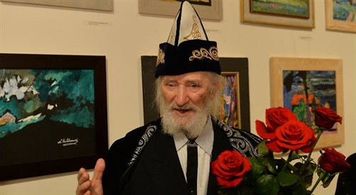 Alfons Kułakowski - eskpresjonista z charakterem nie do złamania...