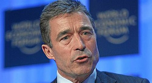 Rasmussen: Rosja traktuje NATO jak przeciwnika