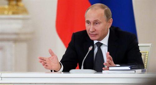 Nowa doktryna wojskowa Rosji. Politycy: wróciliśmy do czasów zimnej wojny