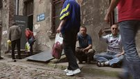 Miejski survival. Biznesmeni zapłacili, by stać się bezdomnymi