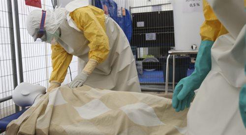 Cywilna misja Unii Europejskiej do walki z ebolą?