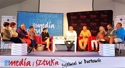 Media i Sztuka - festiwal w Darłowie