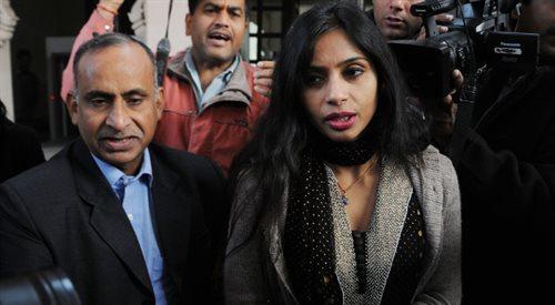 Kobieta, która wywołała światowy skandal dyplomatyczny