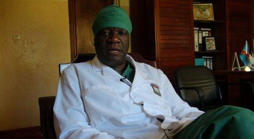Dr Denis Mukwege: gwałt jest bronią