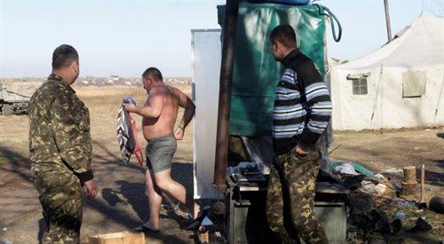 UE zaostrzy sankcje, jeśli Rosja uzna wybory w Donbasie