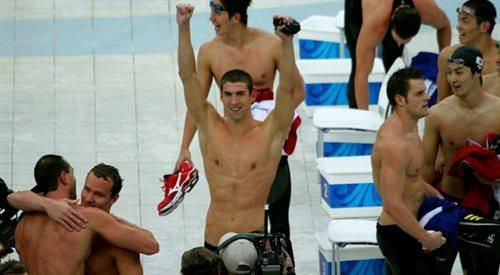 Kłopoty Michaela Phelpsa po jeździe pod wpływem alkoholu