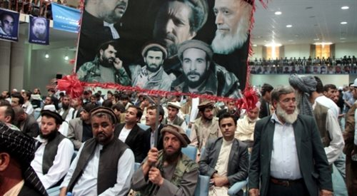 Afganistan: parafowano porozumienie o podziale władzy