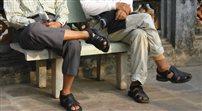 Polska moda na salonach. Skarpety do sandałów podbijają świat