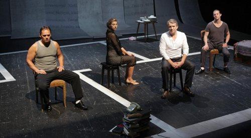 Rosyjskie sztuki w Teatrze Wybrzeże