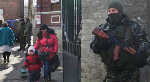 Rok po Majdanie. Rosyjski imperializm pokazał swoją najbardziej brutalną twarz