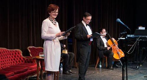 Uroczystość rozdania nagród w Teatrze na Woli