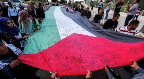 Szwecja uznała państwo palestyńskie. Jako pierwszy kraj w Unii