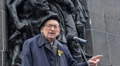 Władysław Bartoszewski nie żyje. O ważnych sprawach potrafił mówić bez pompatyczności