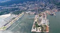 Zatrzymani w Porcie Wojennym w Gdyni