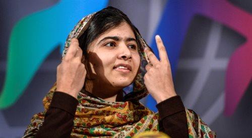 Malala Yousafzai przekazała  50 tysięcy dolarów na odbudowę szkół w Strefie Gazy