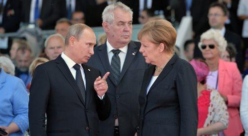 Putin na uroczystościach w Normandii. To kpina wobec wolnego świata