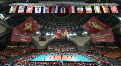 MŚ siatkarzy: do gry wkraczają Rosja, Brazylia i Niemcy [DZIEŃ NA ŻYWO]